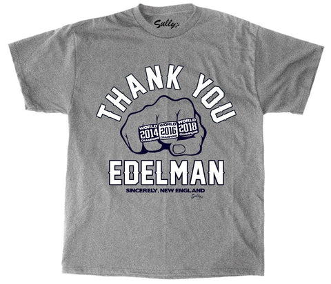 Thank You Edelman - T-Shirt