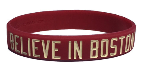 Believe In Boston - Boston College - Silicone Bracelet