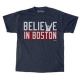 Believe in Boston - Bullpen Cop - T-Shirt