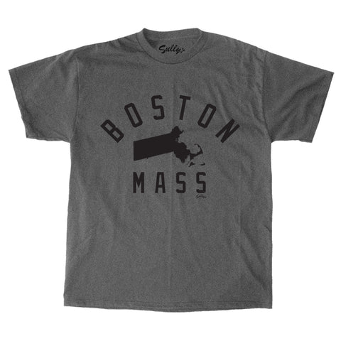 Boston, Mass T-Shirt