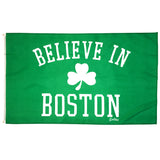 Believe in Boston - Classic Shamrock 3' x 5' Flag