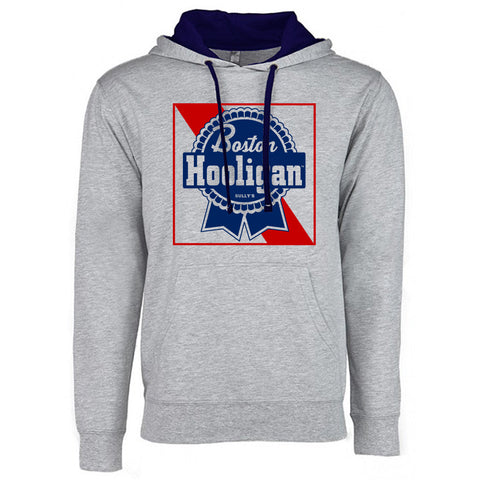 Boston Hooligan - Blue Ribbon - Sweatshirt