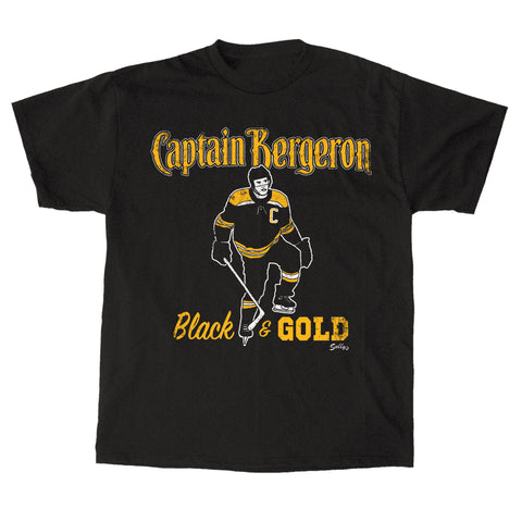 Captain Bergeron - T-Shirt
