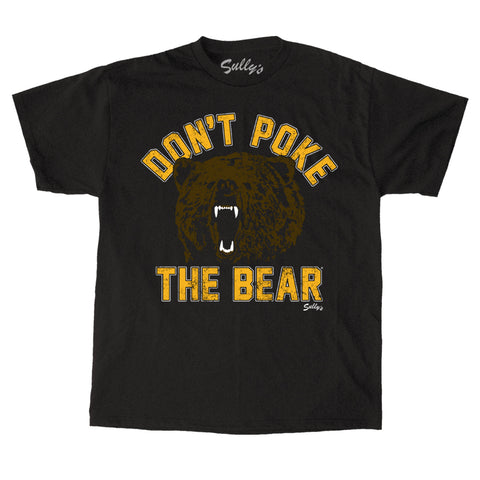 Don't Poke the Bear - Bear Face - T-Shirt