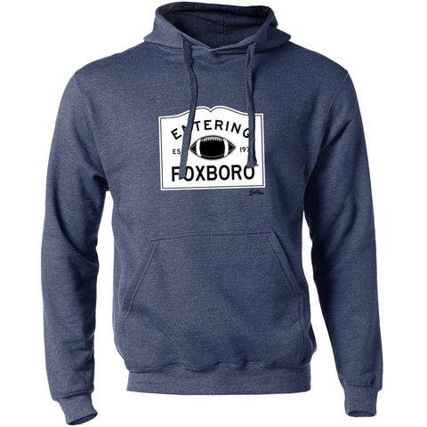 Entering Foxboro - Sweatshirt
