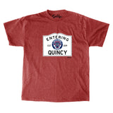 Entering Quincy - Boston Cannons T-Shirt