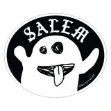 Salem Ghost Magnet