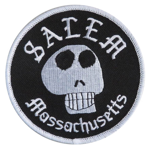 Salem Skull Patch