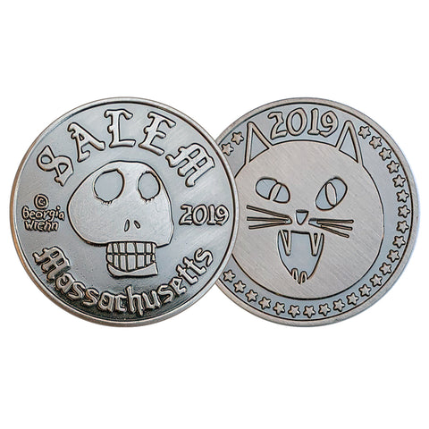 Salem, Massachusetts 2019 Commemorative Coin