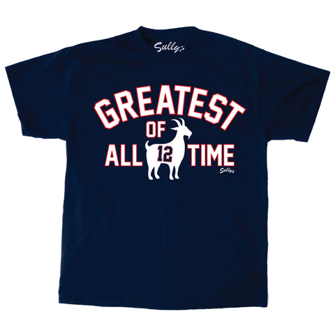 Greatest Of All Time T-Shirt