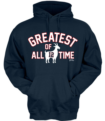 Greatest Of All Time - Sweatshirt