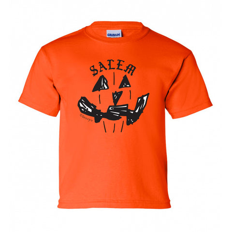 Salem Pumpkin (Youth) T-Shirt
