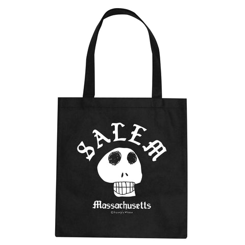 "Salem ""Skull"" Tote Bag"