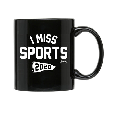 I Miss Sports Coffee Mug