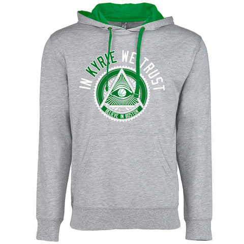 In Kyrie We Trust - Lightweight Sweatshirt