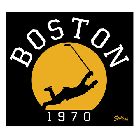 Boston 1970 4x4 Bumper Sticker
