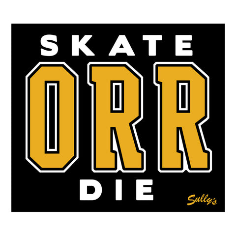 Skate ORR Die Sticker