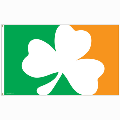 Sully's Irish Logo 3' x 5' Flag