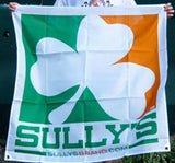 "Sully's Brand 36"" x 36"" Banner"