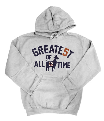 Greatest Of All Time GOAT Sweatshirt