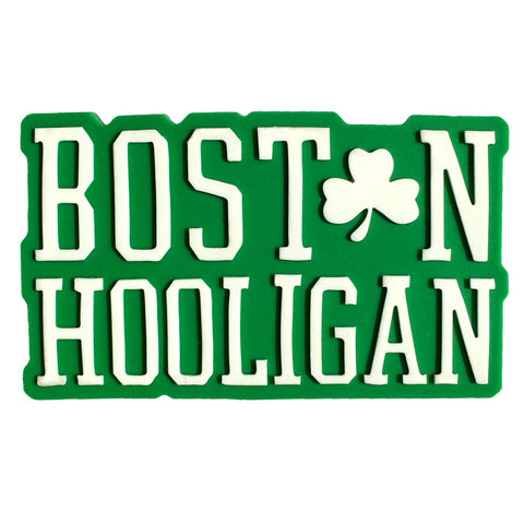 Boston Hooligan Magnet