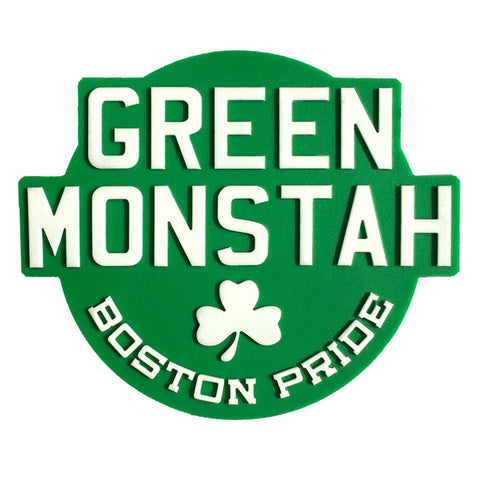 Green Monstah Magnet
