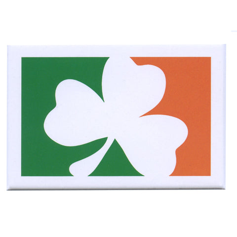 "Irish Shamrock 2x3"" Magnet"