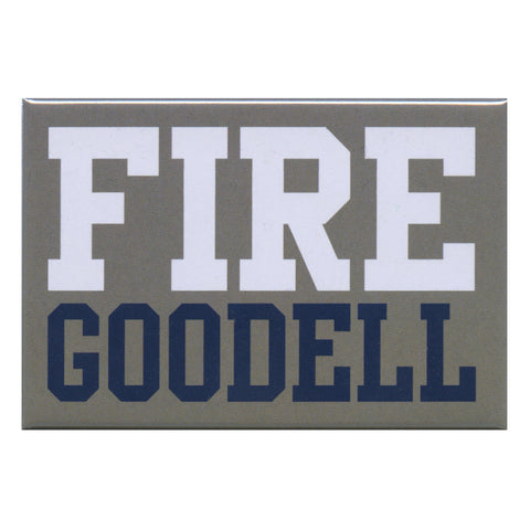 Fire Goodell Magnet
