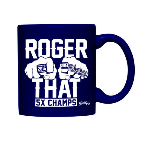 ROGER THAT Coffee Mug