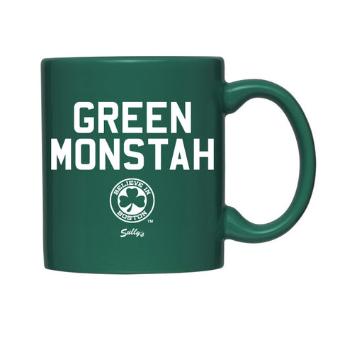 Green Monstah Coffee Mug