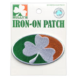 Sully's Brand Irish Logo - Oval Patch