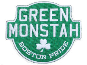 Green Monstah Patch