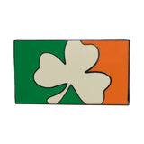 Sully's Brand Irish Shamrock Enamel Pin