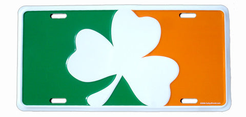 Sully's Irish License Plate