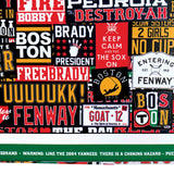 20 Years of Boston Sports 1,000 Piece Puzzle