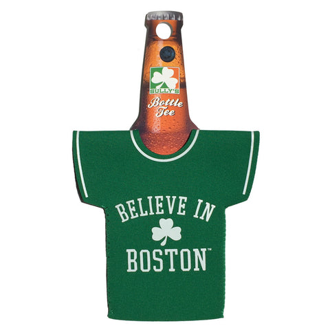 Believe in Boston Coozie