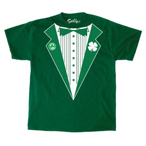 Sully's Brand IRISH TUXEDO T-Shirt