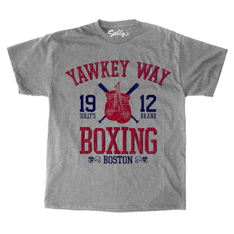 Yawkey Way Boxing T-Shirt