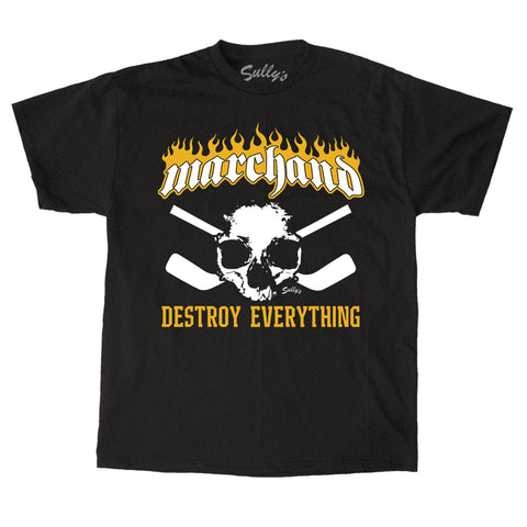 Marchand - Destroy Everything T-Shirt