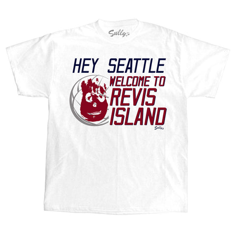 Hey Seattle, Welcome To... T-Shirt