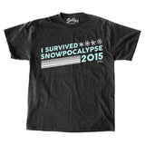 I Survived The Snowpocalypse 2015 T-Shirt