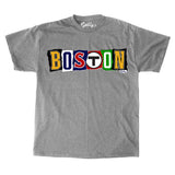 BOSTON - Ransom Note Shirt