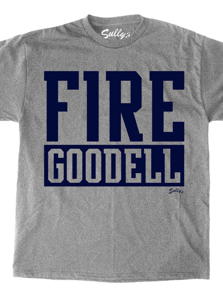Fire goodell t shirt sully 39 s brand for On fire brand t shirts