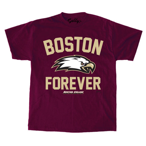 Boston Forever - Boston College - T-Shirt – Sully s Brand 0a00a0f03258