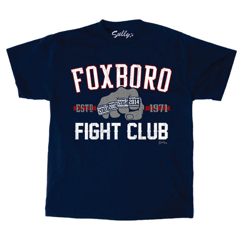 Foxboro Fight Club T-Shirt
