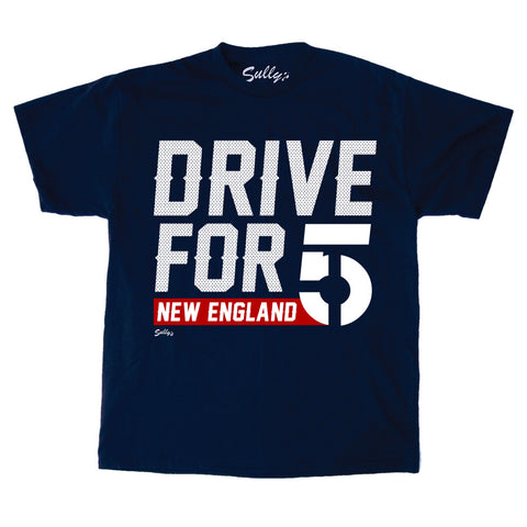Drive for Five T-Shirt