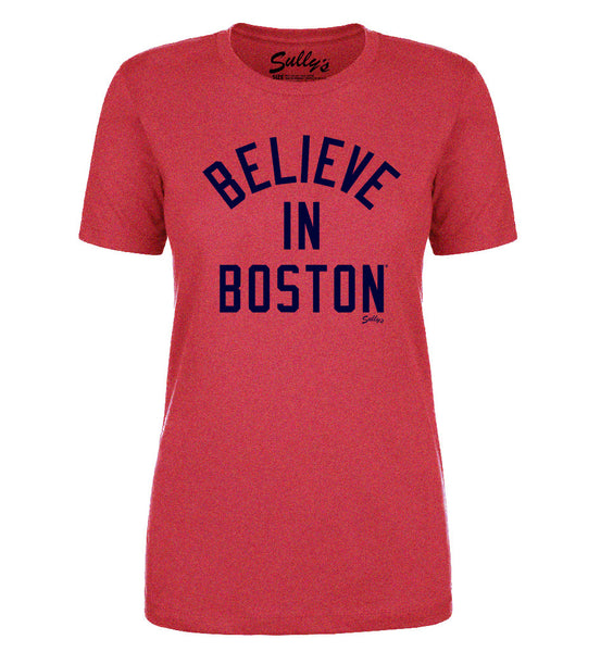Boston Red Sox Shirts For Women