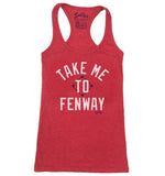 Take Me To Fenway - Women's Racerback Tank Top