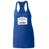 Entering Fenway Women's Racerback Tank Top