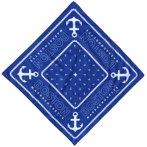 Boston Anchor Bandana